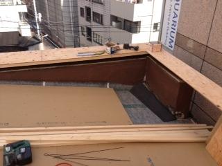 屋根工事 6