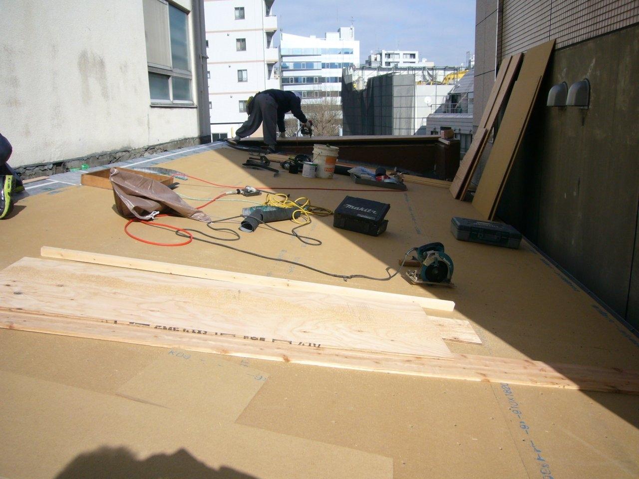 屋根工事 5