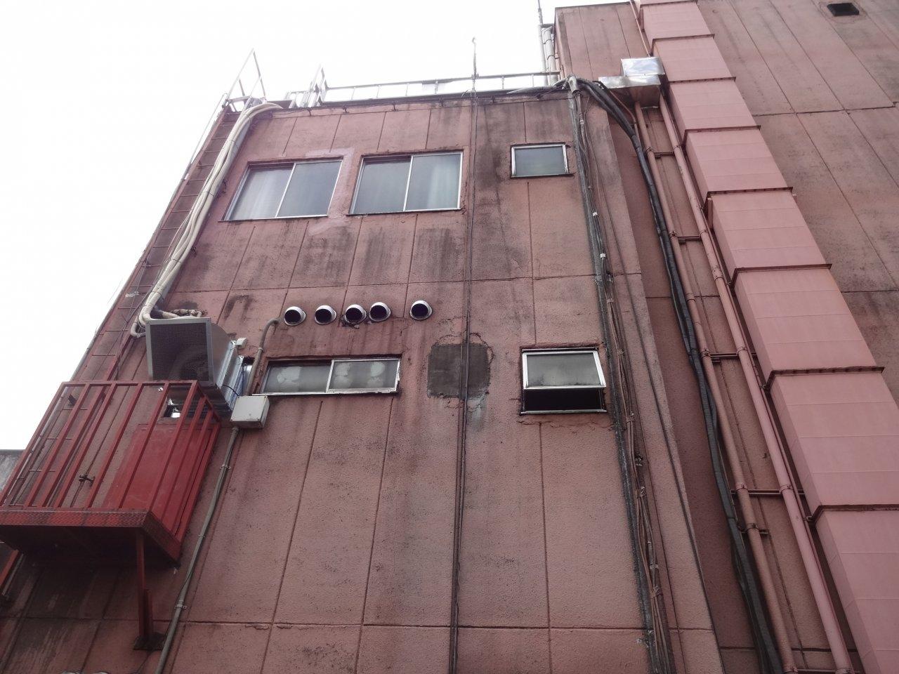 ALC外壁塗装1