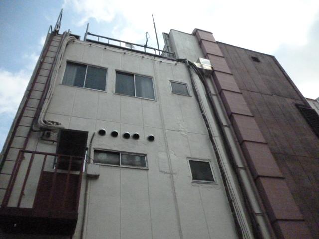 ALC外壁塗装 5